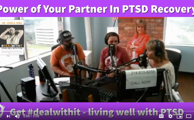 Helping Partner With PTSD In Los Angeles