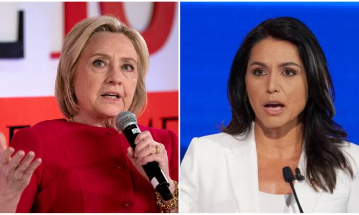 Los Angeles: Gabbard Attorneys Demand Retraction of Hillary Clinton's 'Defamation'